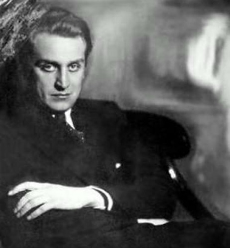 Григорий Александров в молодости